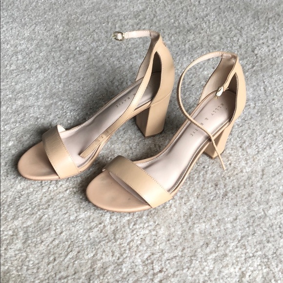 577e3cab1ce Kelly   Katie Shoes - Kelly   Katie Hailee Sandal Nude Leather